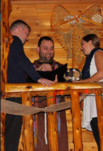 Wedding 3 - The Lodge