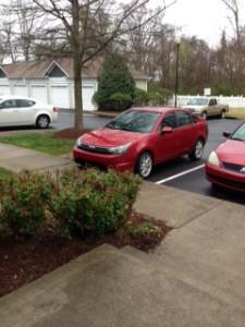 Good Parking Spot