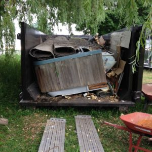 Dumpster 1