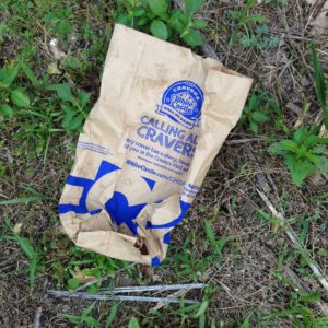 White Castle Bag